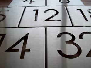 HuisnummerGigant A-01 huisnummbord 15